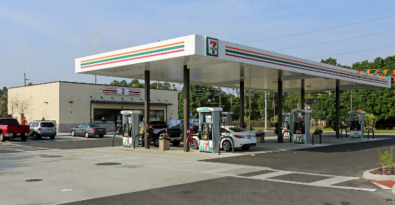 7 11 Front